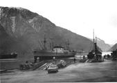 Kaianlegg og båtar