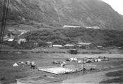 Campingplassen i Øyni