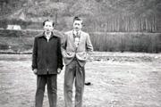 Jan Lærum og Thorleif Hau...