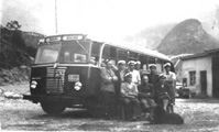 Buss og sjåførar - Årda...