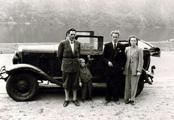 På tur med Chevrolet 1927...