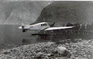 Fly på Årdalsvatnet