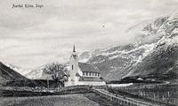 Aardal Kirke, Sogn