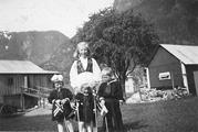 Ungar i Øyragarden