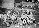 Ungar på Sløbakken