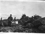 Tyske soldatar på 1000met...