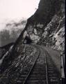 Jernbana Tangen - Øvre